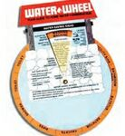 Custom Green Solutions Water Conservation Wheel Card
