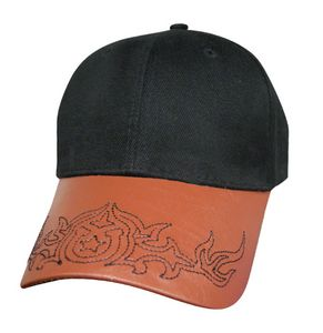 2dff3972959 Faux Leather Cap - 74FLT - IdeaStage Promotional Products