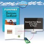 Custom Cloud Nine Acclaim Greeting with Download Card - TD60 V.1/TD60 V.2 - Southwest