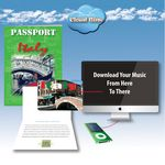 Custom Cloud Nine Acclaim Greeting with Download Card - Italy V.1 / Italy V.2