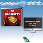Custom Cloud Nine Acclaim Greeting with Music Download Card - ED77 Best of Broadway V1 & V2