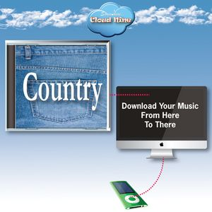 Cloud Nine Acclaim Greeting with Music Download Card - YD01 Masters of Millennium Country V1 & V2
