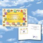 Custom Cloud Nine Children's Download Greeting Card - KD02 Sing Along Favorites/KD03 Story Time