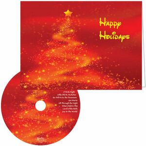 Customized Christmas Holiday Music Cds!