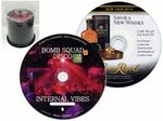 Custom Custom Decorated Recordable CD Bulk