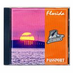 Custom Passport Florida Music CD