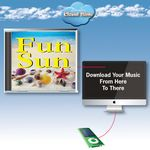 Custom Cloud Nine Acclaim Greeting with Music Download Card - TD61 Fun in the Sun V1 & V2