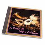 Custom A Taste of New Orleans Music CD