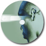 Custom 700MB CD-R Stock Graphics - Medical Graphic