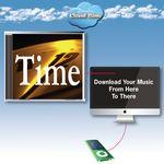 Custom Cloud Nine Acclaim Greeting with Music Download Card - QD10 Time Traveler V1 & V2
