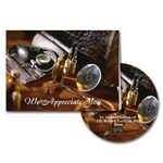 Custom Medical Professionals Appreciation Greeting Card with Matching CD