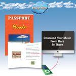 Custom Cloud Nine Acclaim Greeting with Download Card - TD51 V.1 / TD51 V.2 - Florida