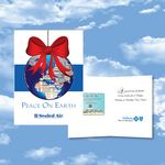 Custom Cloud Nine Christmas / Holiday CD Download Card - CD308 Holiday Greetings/ CD309 Season's Greetings