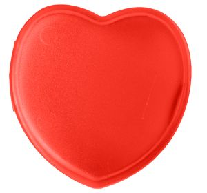 Translucent Red Logo