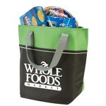 Custom Large Non-Woven Carry-It Cooler Tote