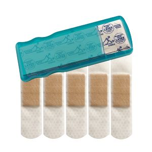 Translucent Aqua Blue Logo