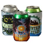 Custom Sublimated Can Cooler