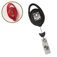 Clip-On Secure-A-Badge