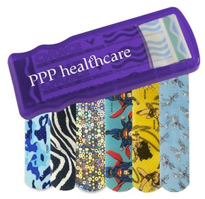 Custom Imprinted Bandage Dispensers with Pattern Bandages For Under A Dollar!