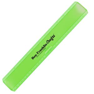 Translucent Lime Green Logo