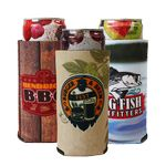 Sublimated Slim Can Cooler