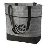 Custom Distress-It Non-Woven Tote Bag