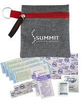 Heathered First Aid Kit