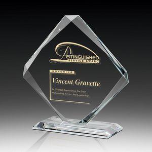 Tetrad Glass Crystal Award