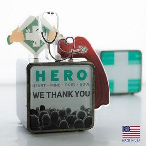 Health Hero Cube