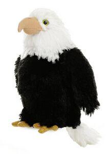 8 Liberty Eagle Stuffed Animal