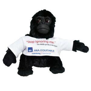 Custom Decorated Stuffed Gorillas!