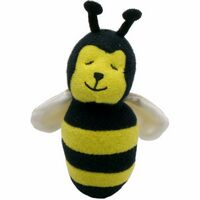 "3"" Bee Magnet Stuffed Animal"