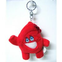 "5"" Heart Key Chain"