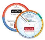 Custom Double Sided Pediatric BMI Wheel