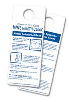 Monthly Testicular Self-Exam Card
