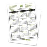 Custom Multi Year Wall Calendar
