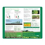 Custom Counter Mat w/Premium-Duty Backing (16