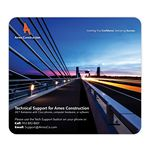 Mouse Carpet™ Antimicrobial Fabric Mouse Pad (7.5