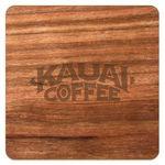 Wood Coasters (4