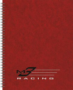TheAnalyst Leatherette Monthly Planner (8.5x11)