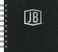 "Classic Cover Series 1 - Square NotePad (5""x5"")"