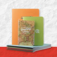 "Traveler Notes™ - Full-Color JotterPad (ValueLine) (4""x6"")"