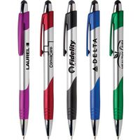 Fiji (TM) Chrome Stylus Pen