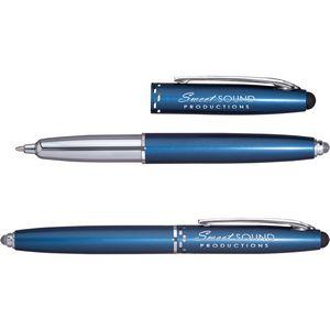 Schifano Triple Function Pen