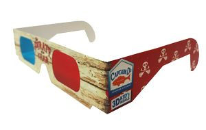 e9a742d15ea Anaglyph 3D Glasses - Custom - ANAGLYPH 3D - CUSTOM - Swag ...