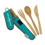Custom To-Go Ware RePEaT Utensil Set - Classic - Domestic Printing