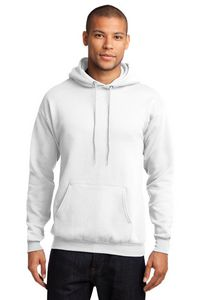 Port & Company Mens Core Fleece Pullover Hooded Sweatshirt