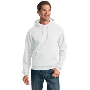 Jerzees® Men's NuBlend® Pullover Hooded Sweatshirt