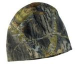 Custom Port Authority Camouflage Fleece Beanie Hats