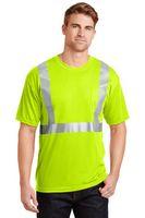 Cornerstone® ANSI 107 Class 2 Safety T-Shirt